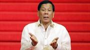 Tổng thống Philippines Duterte phát ngôn gây sốc về Hoa hậu Hoàn vũ