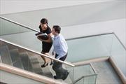 Phát minh ra thiết bị giúp tiết kiệm sức lực khi đi cầu thang bộ