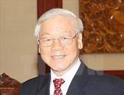 Báo chí Campuchia thông tin về chuyến thăm của Tổng Bí thư Nguyễn Phú Trọng