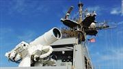 Xem vũ khí laser Mỹ 'thổi' cháy máy bay với tốc độ ánh sáng