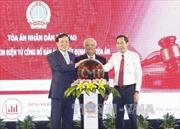 Có thể xem chi tiết bản án, quyết định tòa án trên website http://toaan.gov.vn
