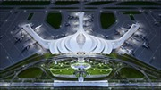 Chọn phương án hoa sen cho Nhà ga hành khách sân bay Long Thành
