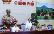 Phó Thủ tướng Trương Hòa Bình: Đánh trúng, đánh đúng đối tượng đầu nậu, đầu sỏ
