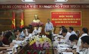 Ban Chỉ đạo Trung ương phòng chống tham nhũng triển khai giám sát tại Hà Nam