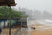Bão số 4 đổ bộ Quảng Bình - Quảng Trị: Gió giật cấp 10, nhiều nơi mưa to