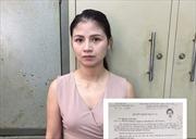 Lĩnh 4 năm tù về tội làm giả con dấu, tài liệu
