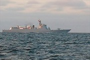 Trung Quốc, Nga tập trận bắn đạn thật trên Biển Baltic