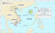 Áp thấp nhiệt đới trên Biển Đông có khả năng mạnh thêm, gió giật tới cấp 9