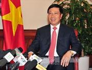 Xây dựng Cộng đồng ASEAN tự lực phát triển, đoàn kết và đóng vai trò trung tâm