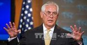 Ngoại trưởng Tillerson: Quan hệ Nga-Mỹ có thể xuống thấp hơn nữa