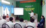 Ban Tổ chức Trung ương thí điểm thi tuyển chức danh lãnh đạo, quản lý