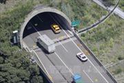 Tai nạn liên hoàn trong đường hầm cao tốc ở Nhật Bản