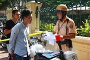 Xử phạt xe không giấy tờ gốc: Đề nghị chấp nhận giấy tờ do ngân hàng xác nhận
