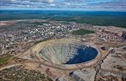 Ngập hầm mỏ kim cương tại Nga, 150 người mắc kẹt