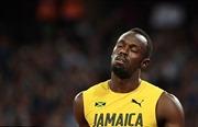 Giải vô địch điền kinh thế giới 2017: Usain Bolt suýt hụt vé vào bán kết 100m