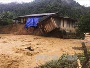 Điện Biên: Hai người bị nước lũ cuốn trôi, mất tích