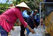 Trà Vinh hỗ trợ nước sinh hoạt hợp vệ sinh cho hộ Khmer nghèo