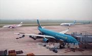 Nhiều chuyến bay của Vietnam Airlines từ Nhật về bị chậm do bão Noru