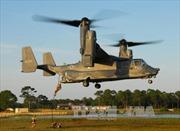 Nhật Bản đề nghị Mỹ hạn chế các chuyến bay của máy bay Osprey
