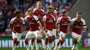 Đánh bại Chelsea trên chấm luân lưu, Arsenal đăng quang Siêu cúp Anh