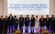 Diễn đàn ARF: Việt Nam đề nghị thúc đẩy sớm đàm phán thực chất để xây dựng COC