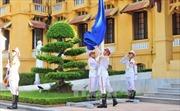Lễ thượng cờ ASEAN năm 2017