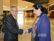 Nâng cao hiệu quả hợp tác giữa hai Quốc hội Việt Nam - Campuchia