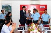 Bàn giao đất sạch trong khu vực xử lý ô nhiễm dioxin tại sân bay Đà Nẵng