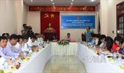 Đoàn giám sát của Ủy Ban Thường vụ Quốc hội làm việc tại Bình Phước