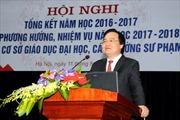 Bộ trưởng Bộ Giáo dục và Đào tạo giải đáp vấn đề nóng về tuyển sinh năm 2017