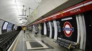 Báo động hỏa hoạn tại một ga tàu điện ngầm ở London