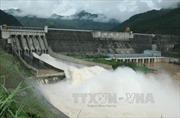 Thủy điện Sơn La mở cửa xả đáy lần thứ hai trong mùa mưa lũ năm 2017