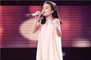 The Voice Kids 2017: Trần Thị Hồng Thư hát 'Em tôi', về team Tràm- Tiên