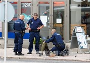 Sau vụ tấn công bằng dao tại Phần Lan, cảnh sát tiếp tục mở rộng điều tra