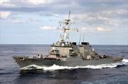 Vụ tàu khu trục Mỹ tông tàu hàng: 10 thủy thủ mất tích, 5 người bị thương