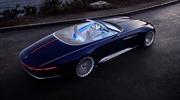 Chiêm ngưỡng xe điện đẳng cấp sang trọng của Mercedes-Benz