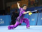 SEA Games 29: Thua sít sao, Wushu Việt Nam giành thêm 1 HCB