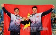 SEA Games 29: Thể dục dụng cụ Việt Nam giành 1 HCV và 1 HCB