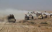 Quân đội Iraq tiến vào thành trì cuối cùng của IS ở Tây Bắc