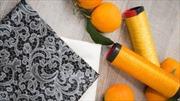 Dùng vỏ cam sản xuất quần áo tại kinh đô thời trang Italy