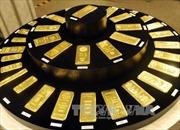 Giá vàng thế giới lên gần mức cao nhất trong 5 tháng