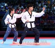 SEA Games 29: Taekwondo có huy chương đầu tiên, bắn súng giành thêm 1 HCB