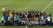 SEA Games 29: U22 Thái Lan đăng quang ngôi vô địch bóng đá nam
