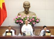 Thủ tướng: Tập trung xử lý vướng mắc về thủ tục hành chính ngay trong tháng 9
