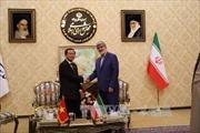Đoàn đại biểu cấp cao Quốc hội VN thăm chính thức Cộng hòa hồi giáo Iran