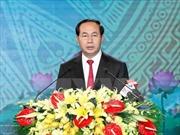 Chủ tịch nước trả lời phỏng vấn báo chí nhân 40 năm Việt Nam gia nhập Liên hợp quốc