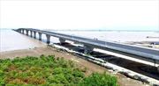 Cầu vượt biển Tân Vũ - Lạch Huyện tạo đòn bẩy đột phá phát triển vùng Đông Bắc