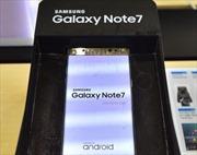 Samsung bán hết phiên bản cải tiến của Galaxy Note 7