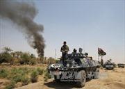 IS áp đặt lệnh giới nghiêm tại các khu vực Tây tỉnh Anbar của Iraq