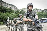 Hàn Quốc tập trận bắn đạn thật, thục luyện khả năng sẵn sàng đáp trả Triều Tiên